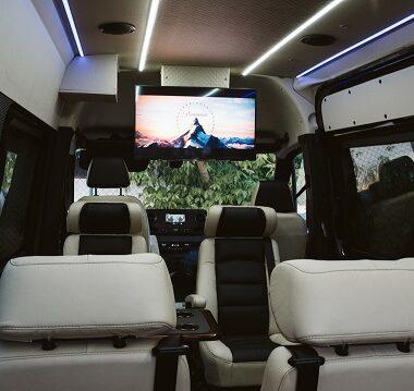 Bezpieczny i komfortowy Mercedes